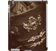 Steampunk Holster 1.1 iPad Case/Skin
