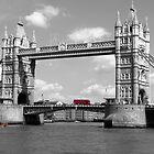 Tower Bridge, London by wiggyofipswich