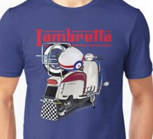 Mods And Their Ride Unisex T-Shirt