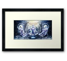 Awake Could Be So Beautiful, 2011 Framed Print