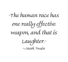 Really Effective Laughter by Amantine