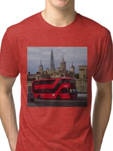 Iconic London Tri-blend T-Shirt