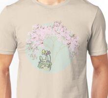 sakura loveit ghibli Unisex T-Shirt