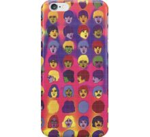 beatles blotters iPhone Case/Skin