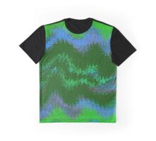 NINETY KILOMETERS ABOVE THE FORRESTS ON ZARA TWO Graphic T-Shirt