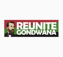 Reunite Gondwana Sticker by SPIRALSNOW