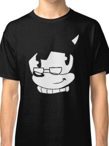 Cute Sonic (Black and White) Classic T-Shirt