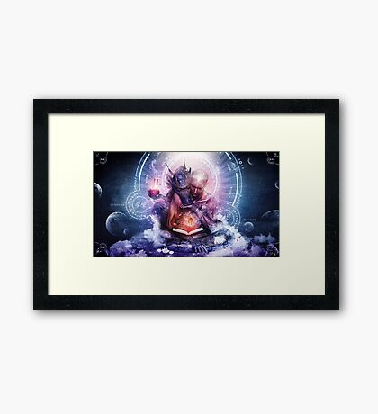 Perhaps The Dreams Are Of Soulmates Framed Print