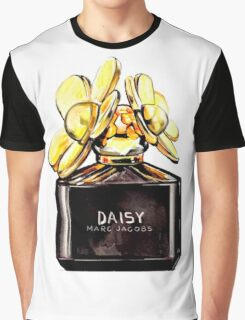 Daisy Gold Graphic T-Shirt