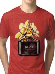 Daisy Gold Tri-blend T-Shirt