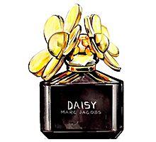 Daisy Gold Photographic Print