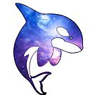 Space Orca by tobiejade