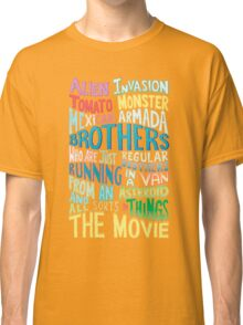 Rick and Morty Two Brothers Classic T-Shirt