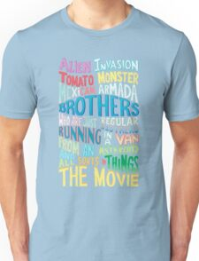 Rick and Morty Two Brothers Unisex T-Shirt