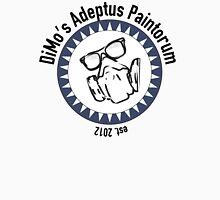 DiMo's Adeptus Paintorum logo with est black Classic T-Shirt