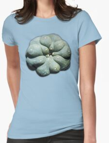 OFFICIAL PEYOTE Womens Fitted T-Shirt