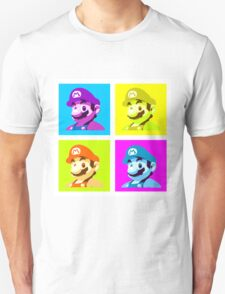 Worholian Game God Unisex T-Shirt