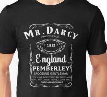 Mr. Darcy Whiskey Unisex T-Shirt