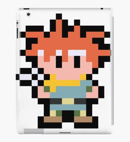 Pixel Crono iPad Case/Skin