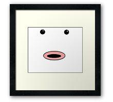 Bellsprout Art Pokémon Collection Framed Print