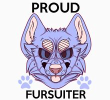 Proud Fursuiter T-shirt (REMADE) Unisex T-Shirt