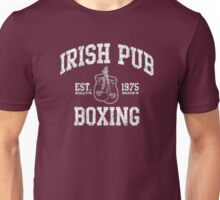 IRISH PUB BOXING Unisex T-Shirt