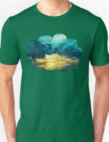 Watercolor Sky No 3 Unisex T-Shirt
