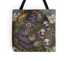 Wild Wiz Tote Bag