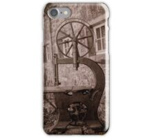 Dortmund, Vintage Machines iPhone Case/Skin