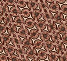 Zipped Pattern by PatternedArt