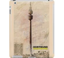 Dortmund TV Tower Florianturm iPad Case/Skin