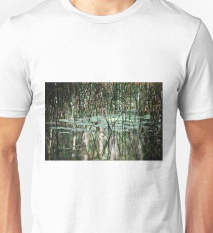 Swamp flowers Unisex T-Shirt