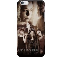 Orphan Black- Clones iPhone Case/Skin
