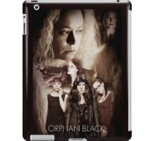 Orphan Black- Clones iPad Case/Skin