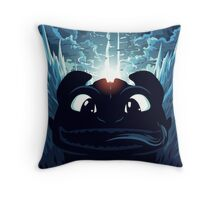 How to Train your Dragon 2 - Freedom Throw Pillow