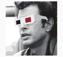 Goldblum - 3D Glasses by is2b007