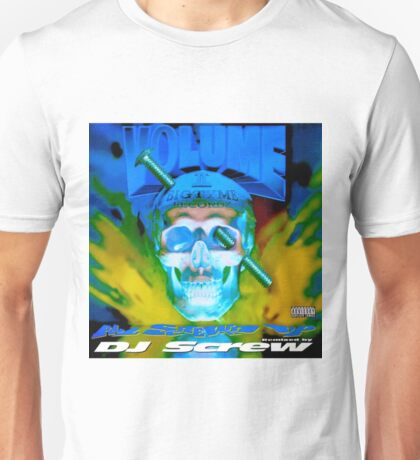 DJ Screw Unisex T-Shirt