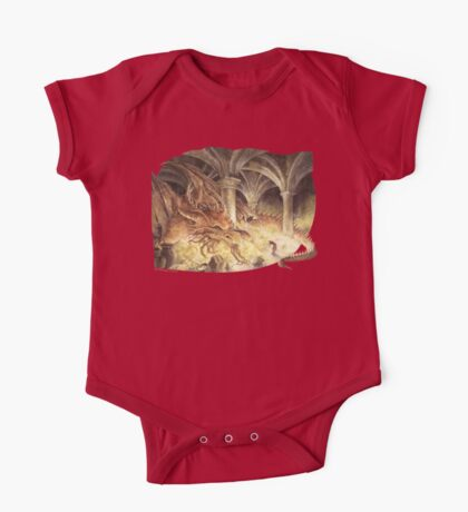 Smaug's Cave One Piece - Short Sleeve