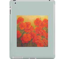 """""""Poppies - Tuscany"""" iPad Case/Skin"""