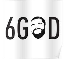 6 GOD  Poster