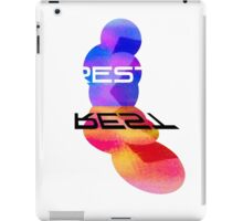 REST iPad Case/Skin