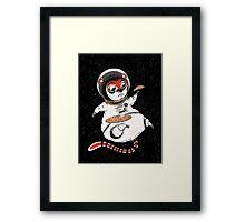 star fox Framed Print