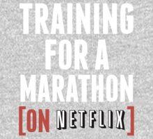 Netflix Marathon One Piece - Long Sleeve