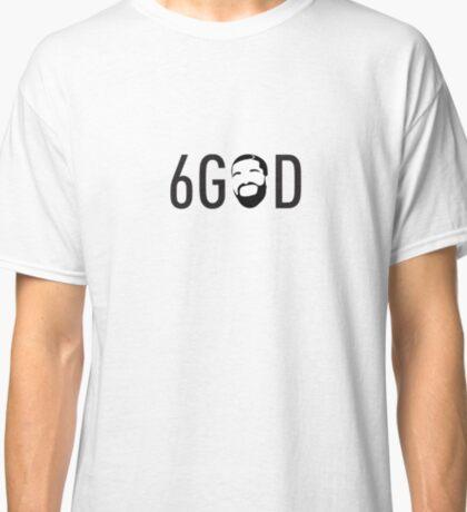 6 GOD  Classic T-Shirt