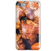 Chicken Barbecue iPhone Case/Skin