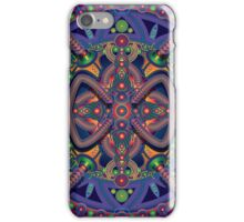 Unique abstract poster designs-Oxymoron Cascade iPhone Case/Skin