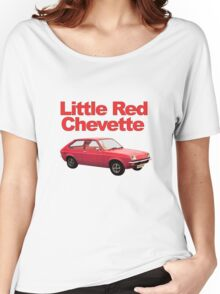 Little Red Chevette Women's Relaxed Fit T-Shirt