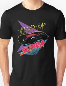 80s Toyota Supra Unisex T-Shirt