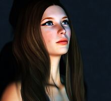 Jane 1 in a Different Light by JvanO