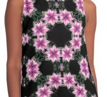 Ring of Posies Contrast Tank